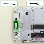 How to disassemble Huawei Honor 4C Pro, Step 13/1